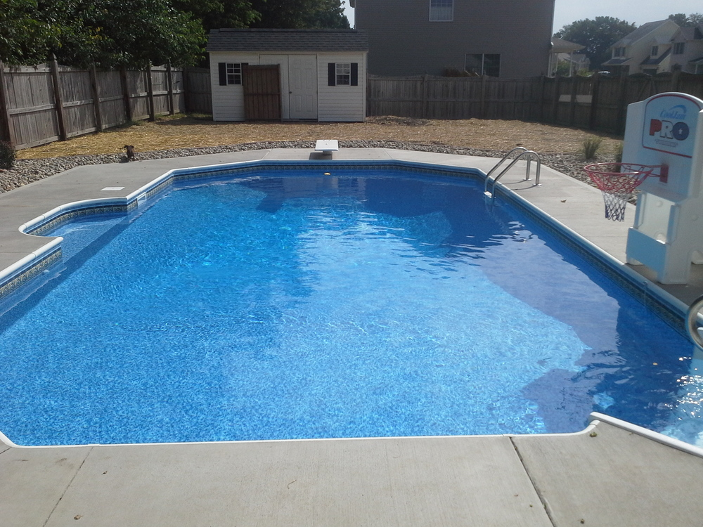 Playtime pools llc for Easy pool obi