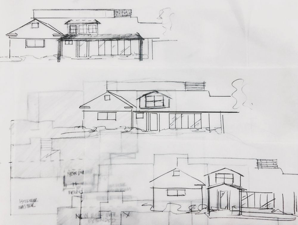 drawings, development, specifications….we love our clients now hear what they have to say!