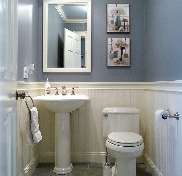 Consider Incorporating A Half Bath Into Your Home Design All Build Construction