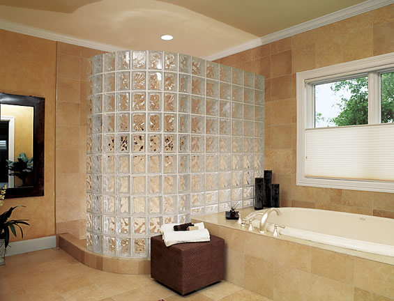 these types of shower are more expensive due to the amount of glass being used glass shower walls can be transparent or etched for an