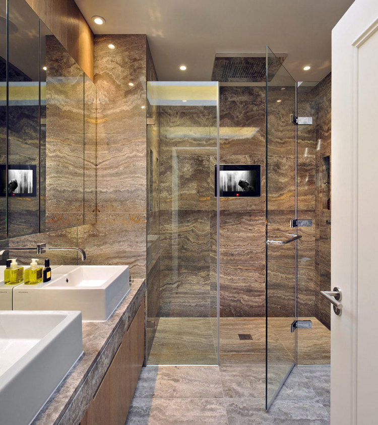 Modernizing Your Bathroom with A Glass Shower — All-Build Construction