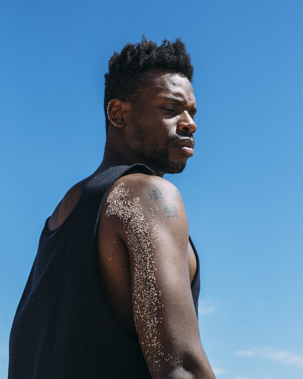 Gaika for the FADER