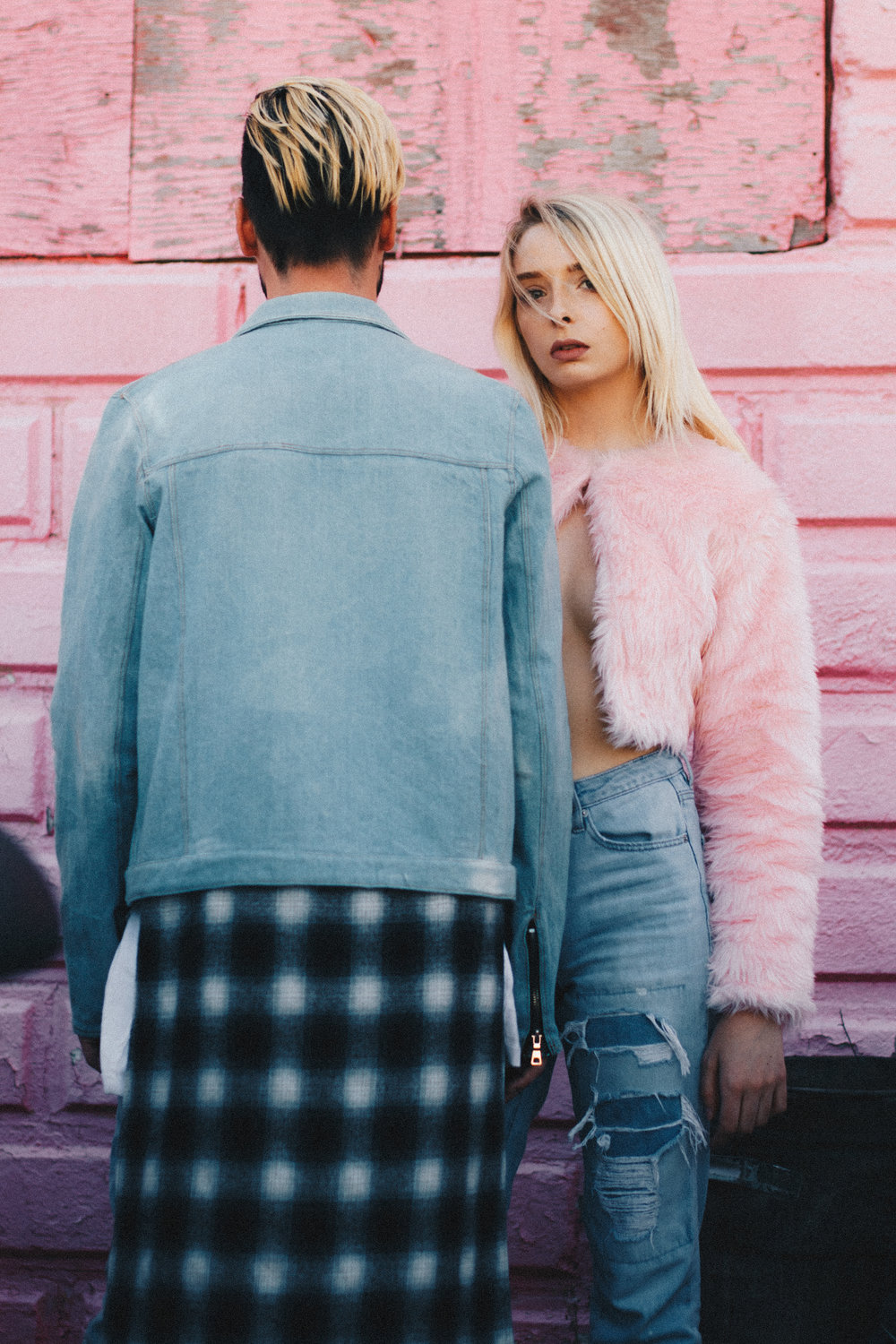 ELEVEN03'S LOW LIFE LOOKBOOK - WE, THE TIMELESS  -