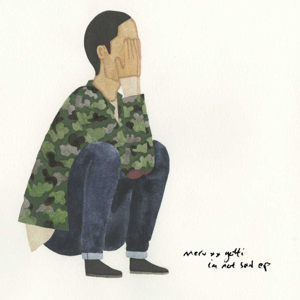 i'm not sad ep - Merv xx Gotti (R&B, Hip-Hop)