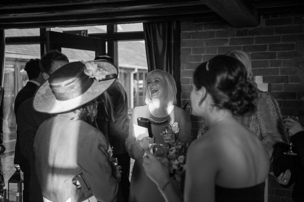 Wedding at Swancar Farm