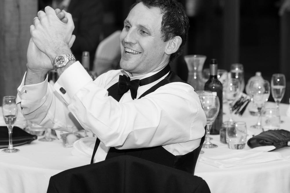 bestman speech at Swancar Farm wedding