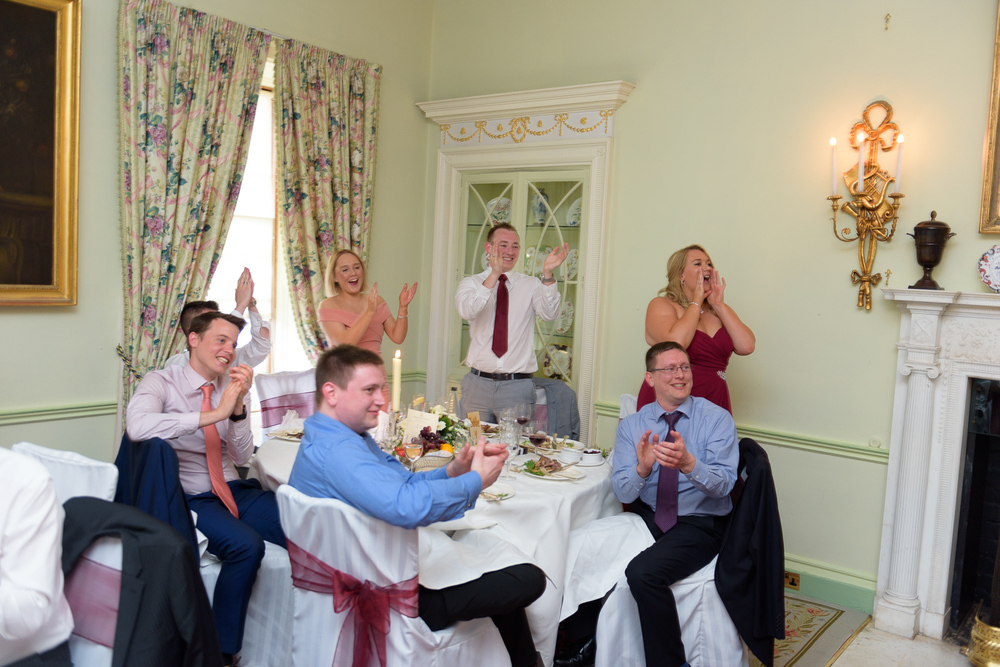 hassop hall wedding