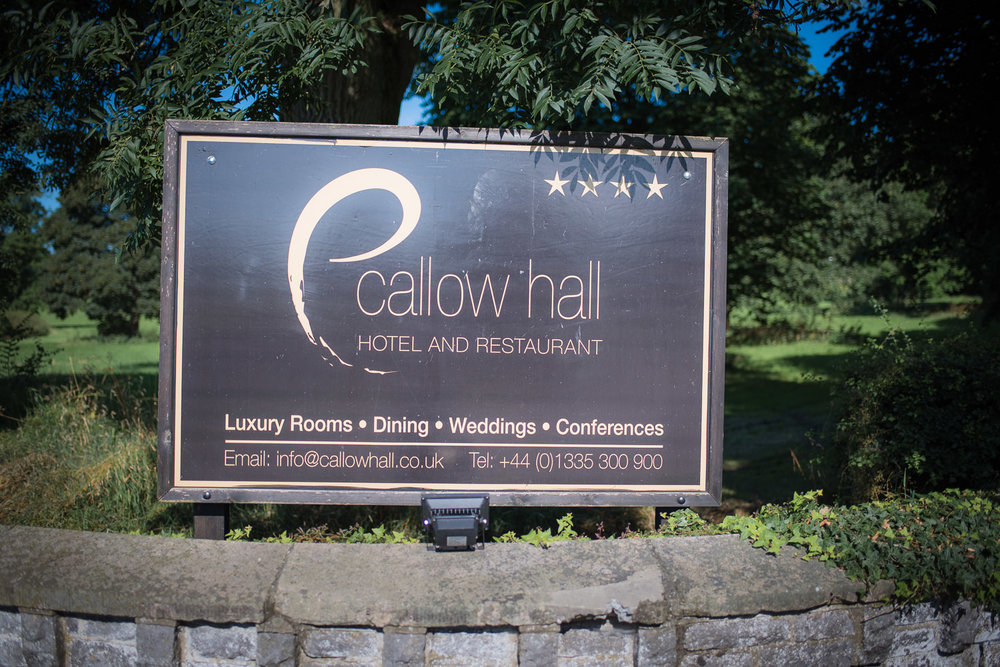 Wedding at Callow Hall