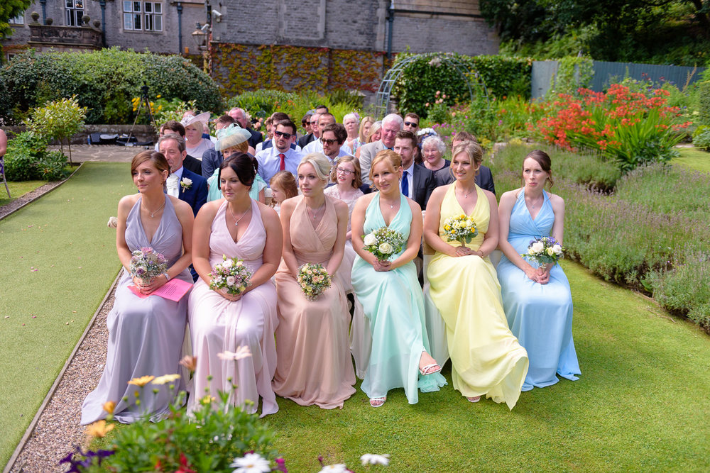 Callow Hall wedding photography