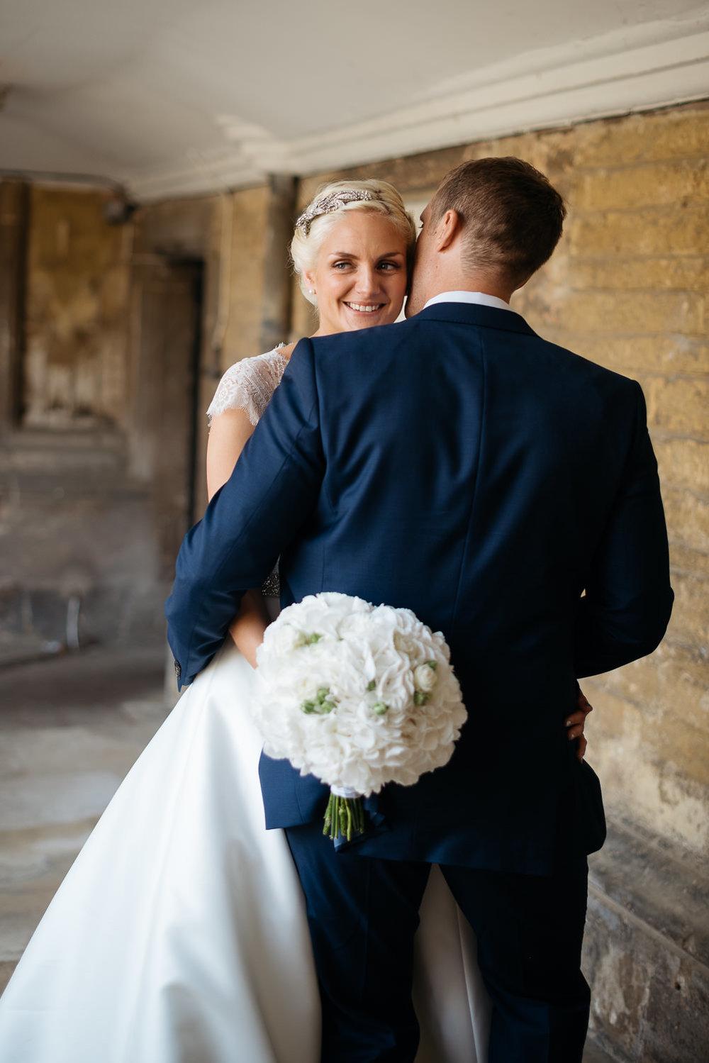 Burghley House wedding photography