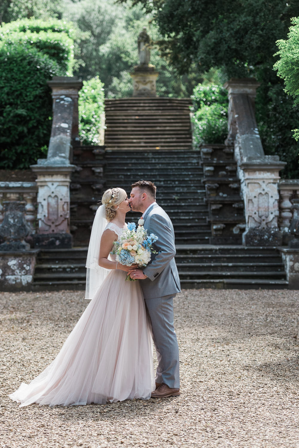 Harlaxton Manor wedding photography
