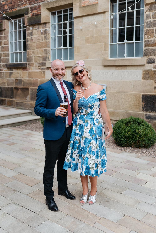 The West Mill Derby Wedding