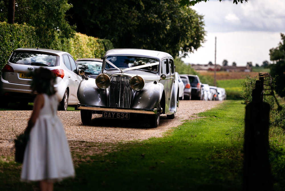 Wedding at Narborough Hall Gardens