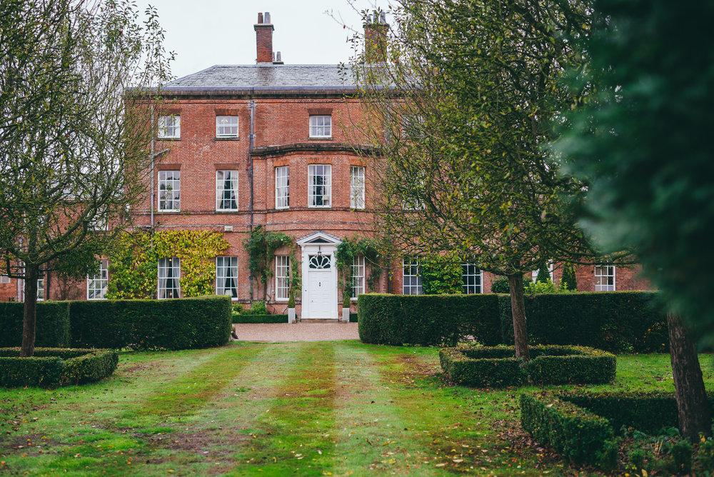Norwood Park Nottingham Wedding Photography
