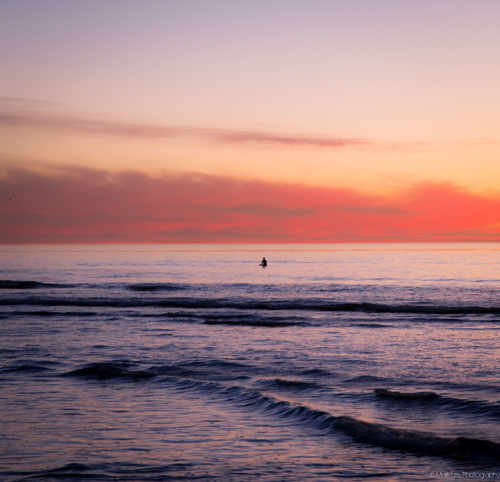 Waiting for Surf by Mark Ley