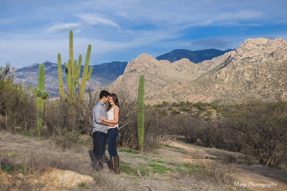 Jillian Amp Chris Engagement Session At Catalina State