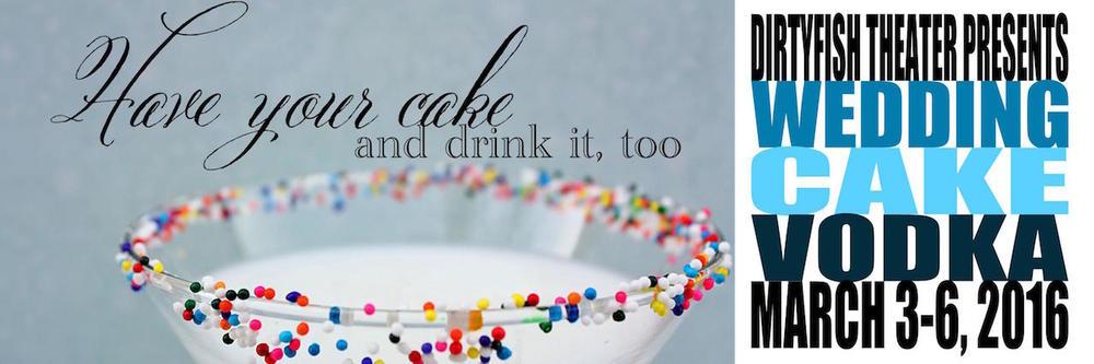 Wedding Cake Vodka Opens Thursday March 3rd Leslie C Lewis