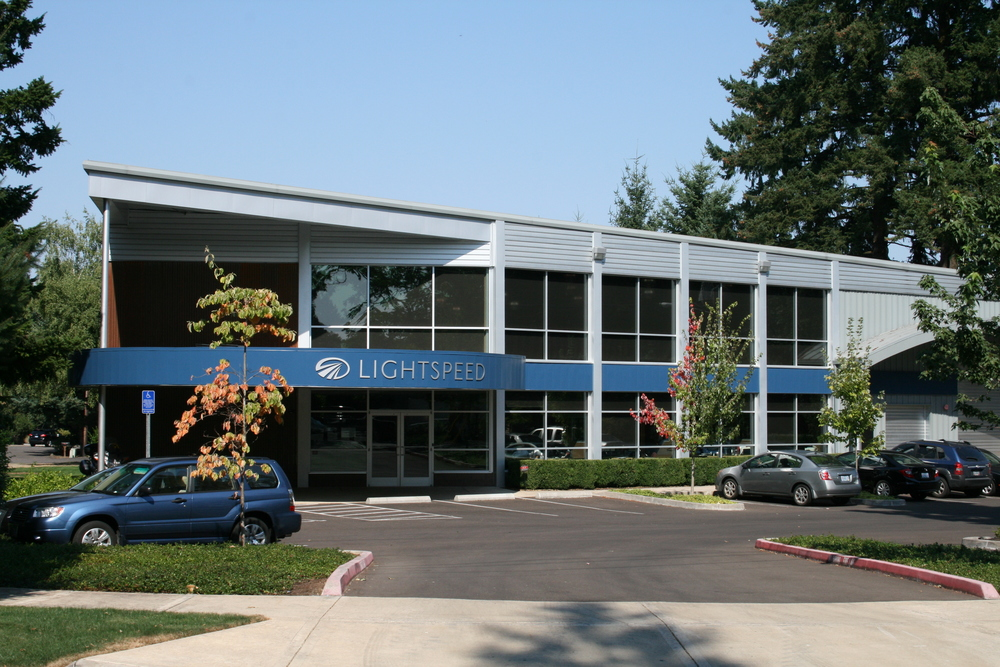 Lightspeed Aviation Headquarters