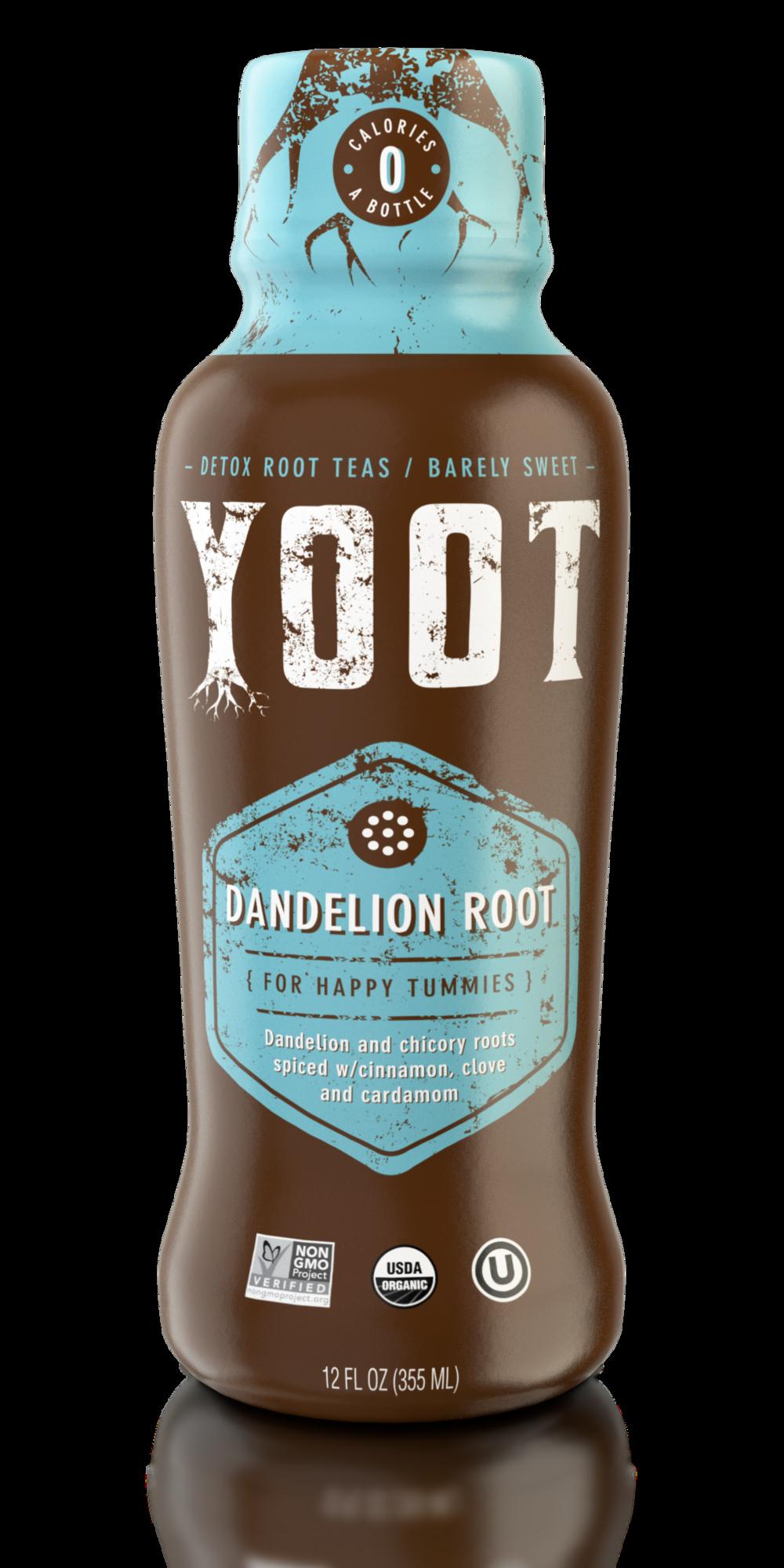 Yoot Dandelion Root