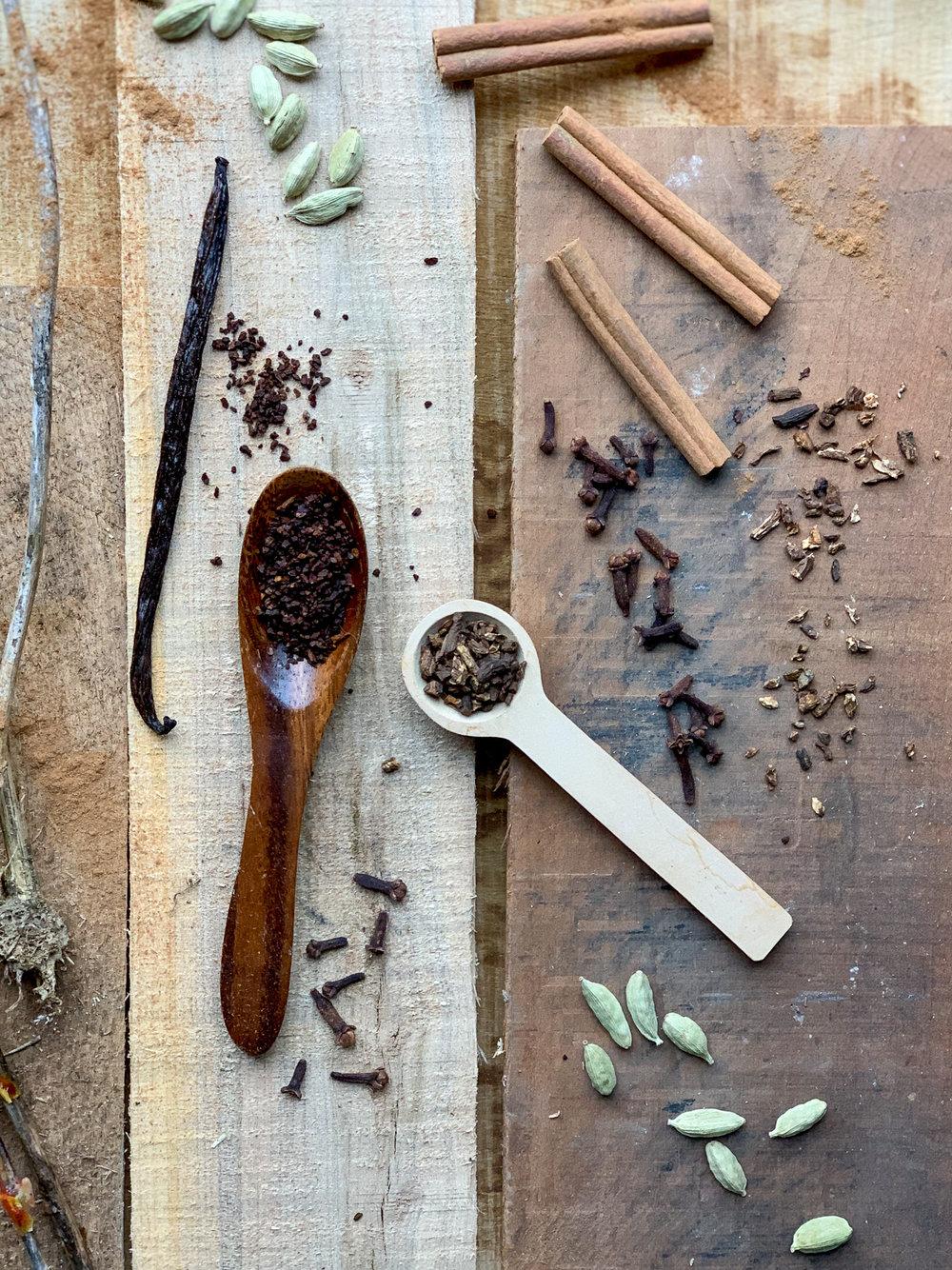 YOOT Chai Dandelion spiced tea