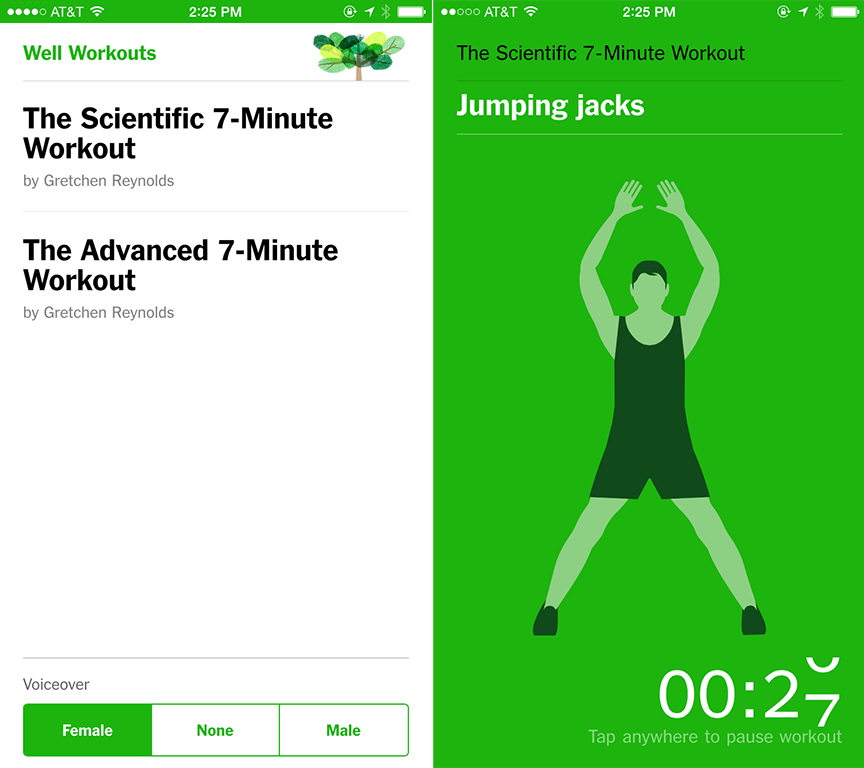 workout app ten minute workout