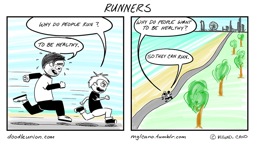 doodle-union-runners
