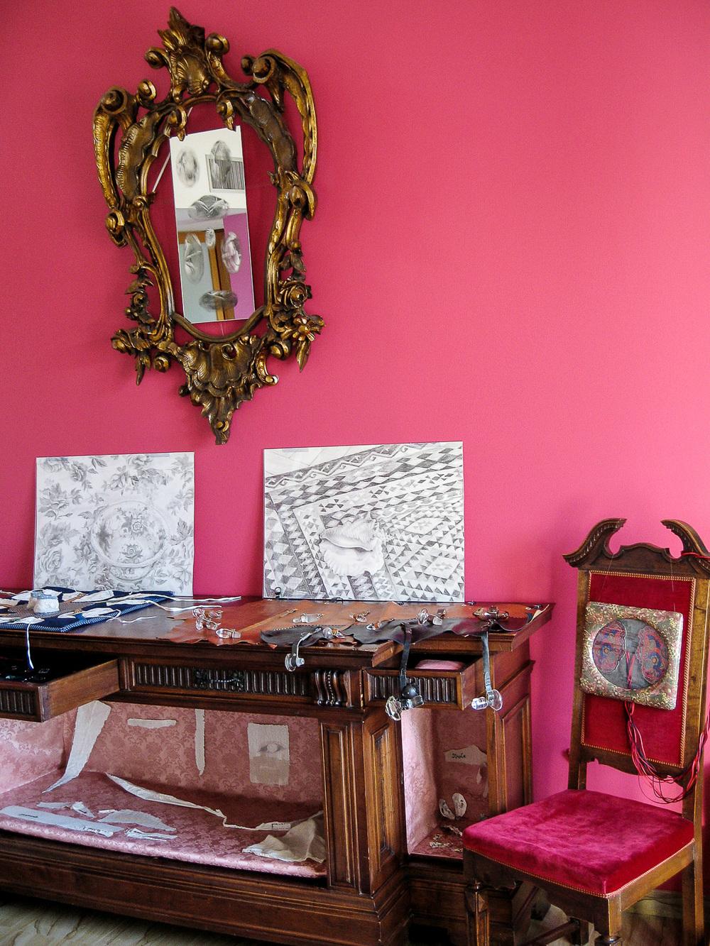 Ausstellungsituation, 2009