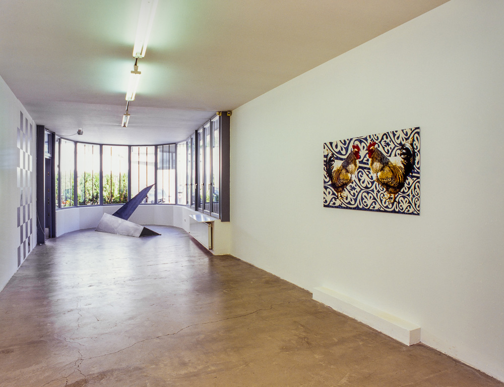 Ausstellungssituation, 2000