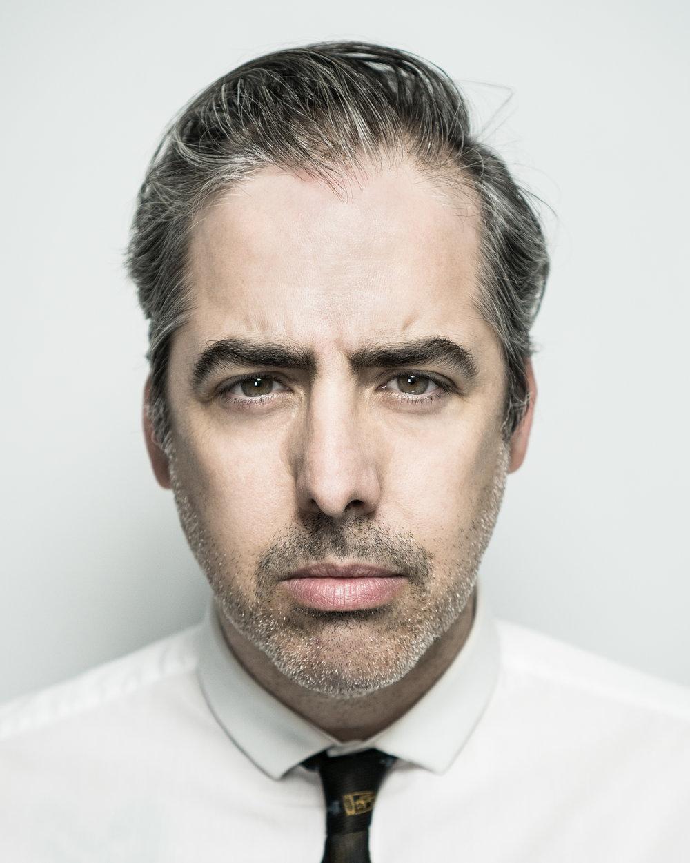 Tie Portrait, 2017