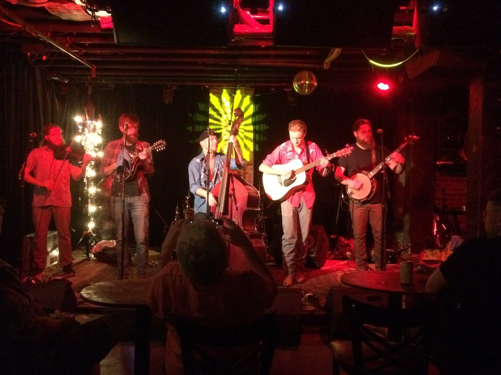 Live music at The Basement, Nashville: every live music performer in Nashville is TALENTED!