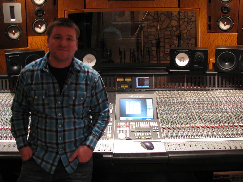 The Barbershop Studios SSL 9000