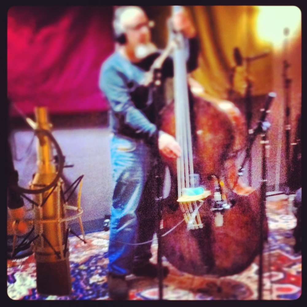 Ken Steiner on Upright Bass