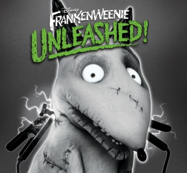Frankenweenie Unleashed   2012   Mark Foster (of Foster the People) - Polartropic (You Don't Understand Me)   Engineered/Mixed