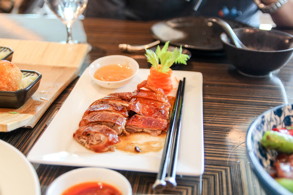 Guangdong roasted duck