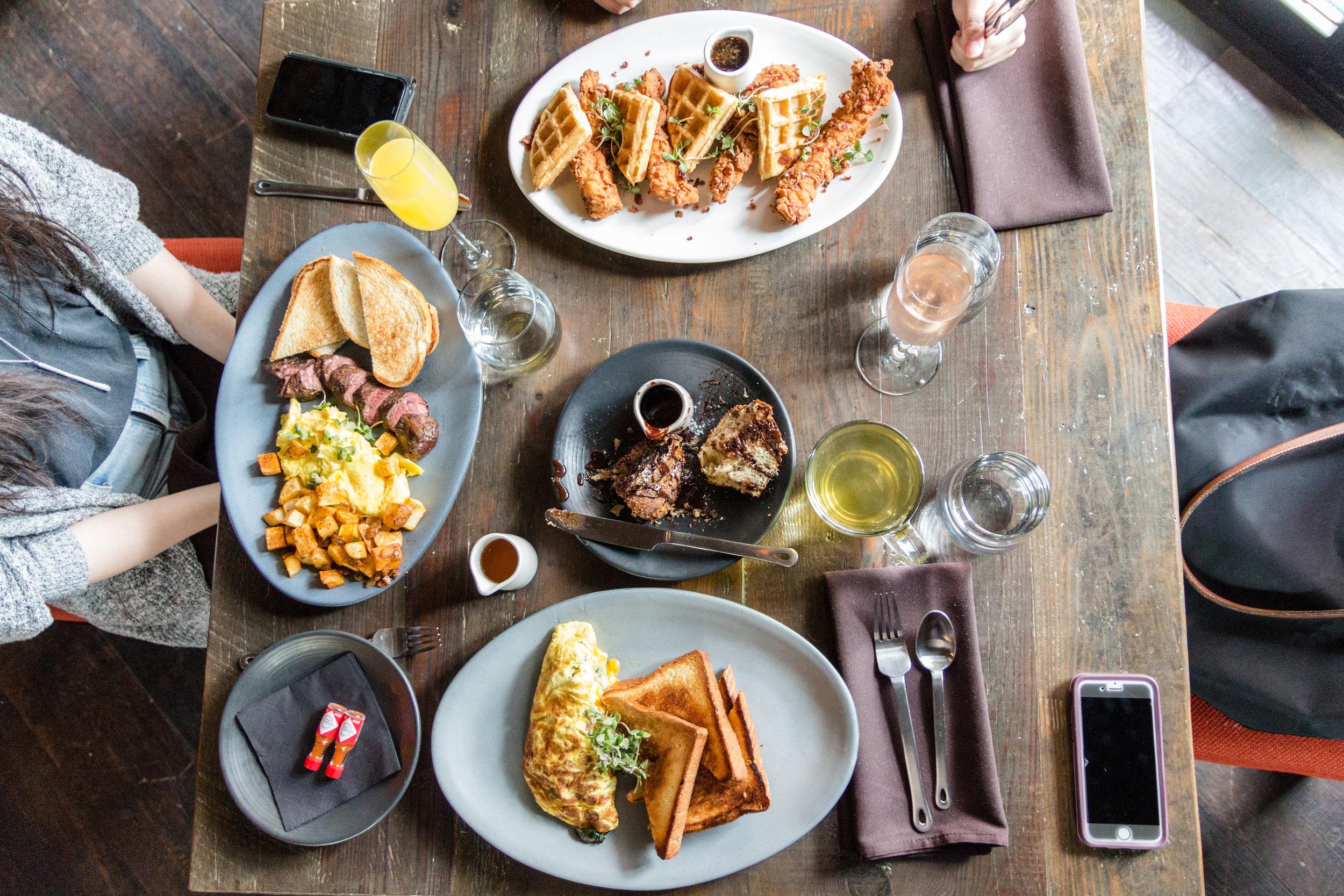 City Perch Kitchen Bar Md Julia S Y Kim