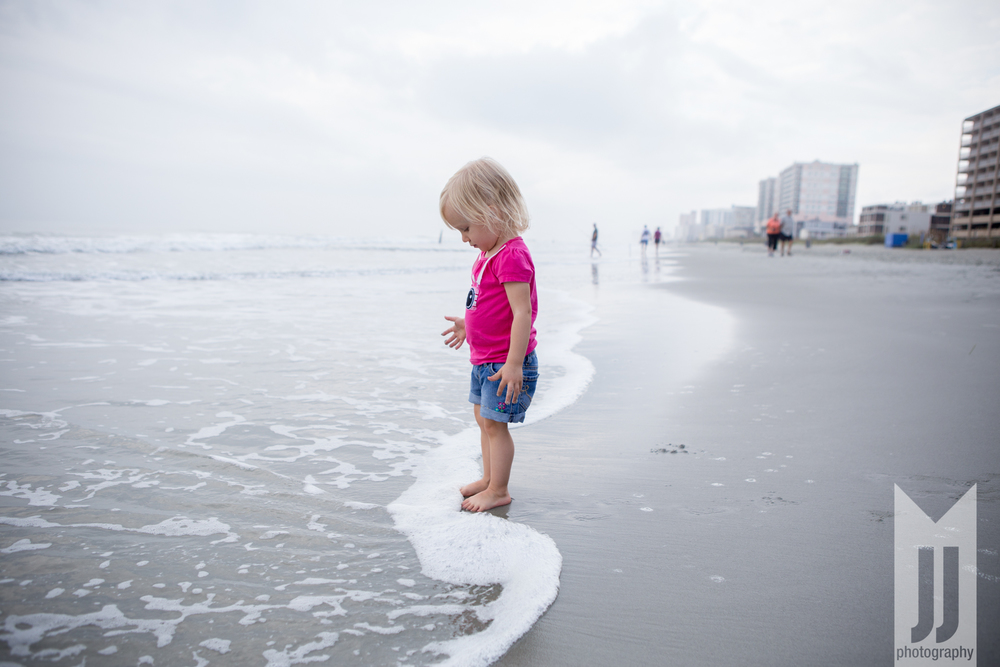 Family Vacay: Myrtle Beach