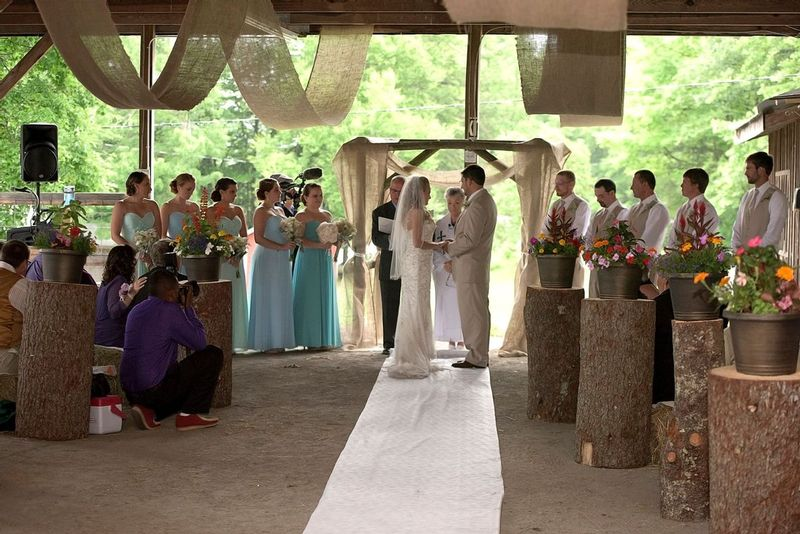 The Ceremony Barn