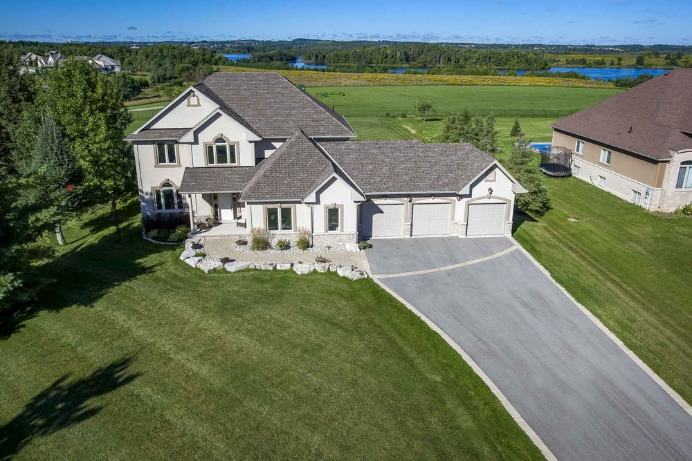 Great for waterfront or scenic listings.