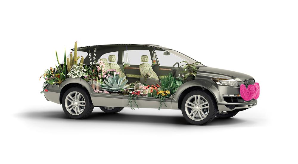 Urban Gardener Lyft
