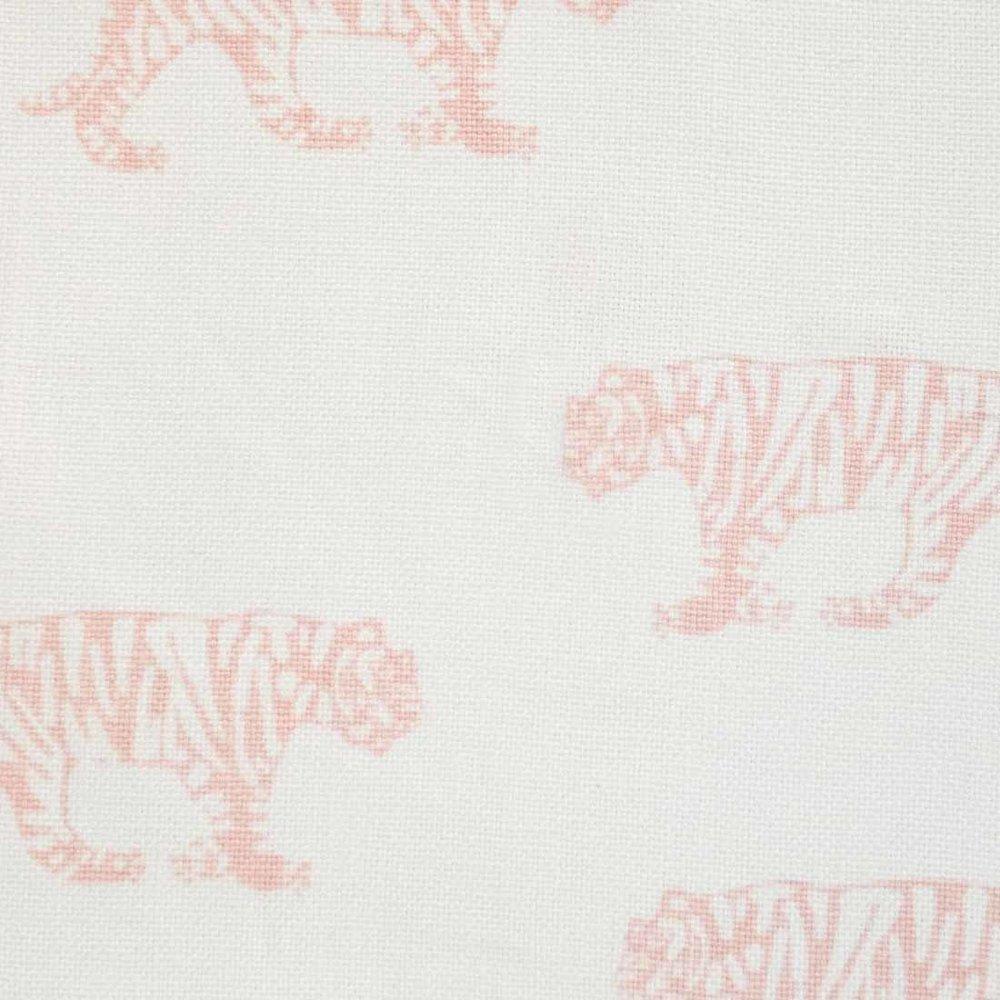Tigers in Petal Pink