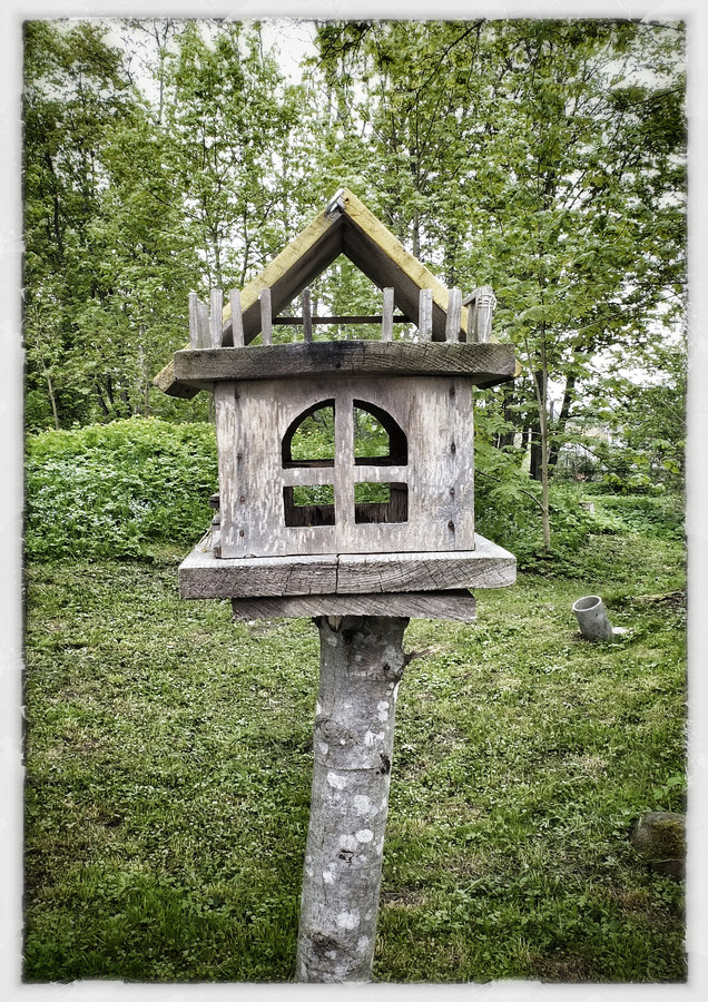 Latvian Birdhouse