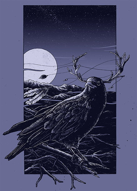 Wotan, King of Crows