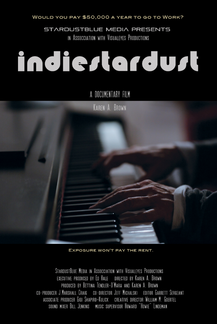 IndieStardust Official Poster