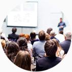 Leichter zu Seminaren & Workshops einladen.