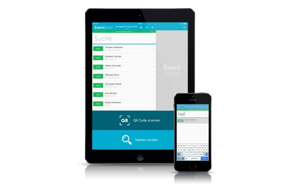 event software app