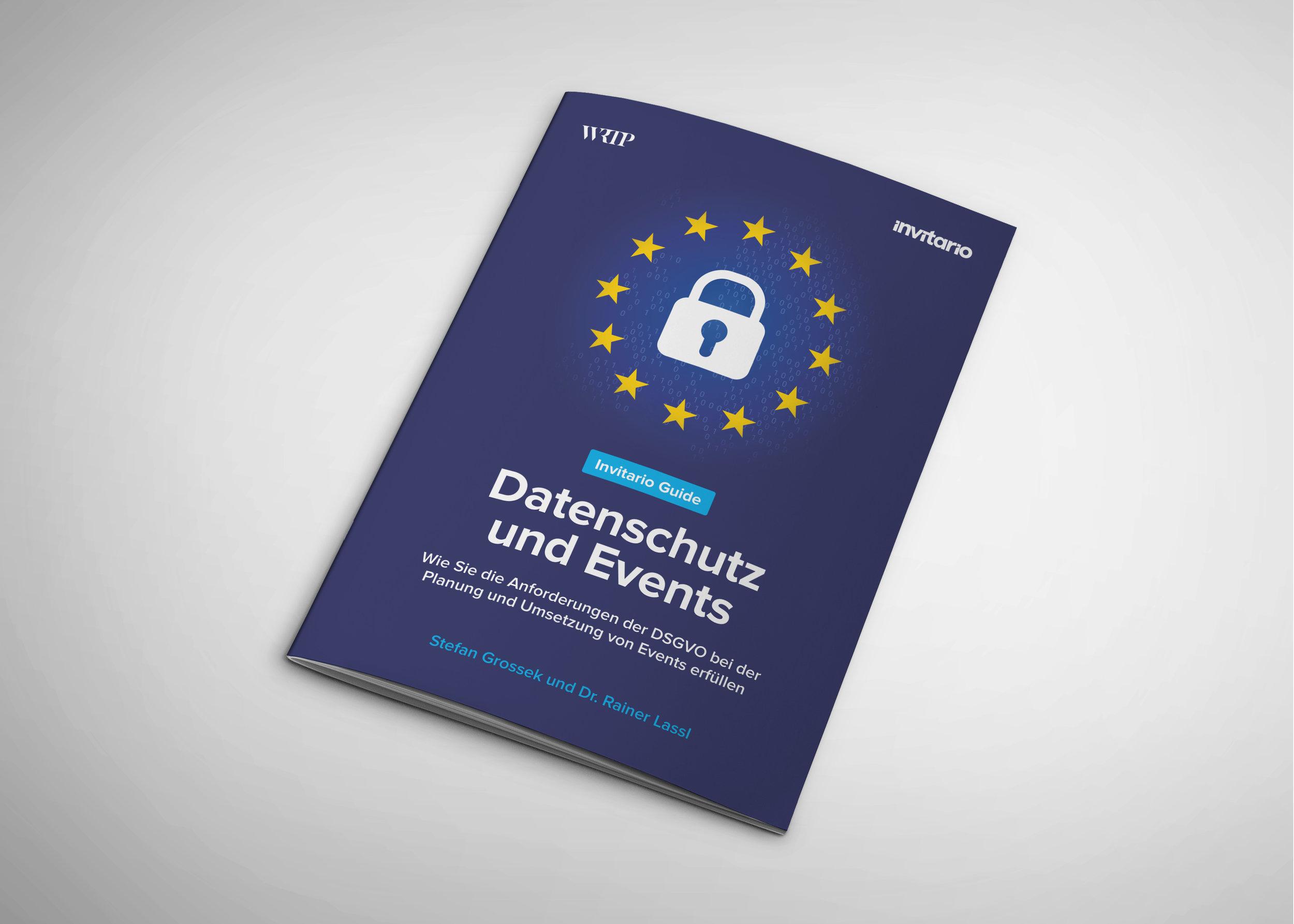 Der Guide Zu Datenschutz Und Events Alles Zu Den Anforderungen Der