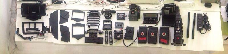 Camera assembly.