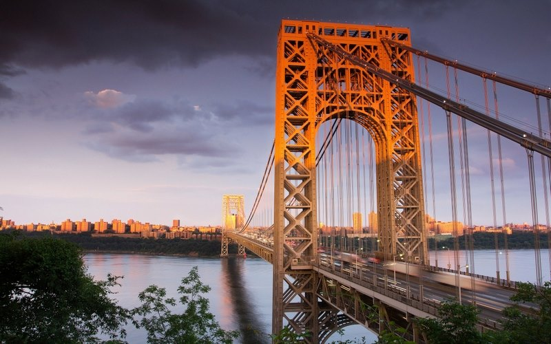 Risultati immagini per new york bridge 800 x 500