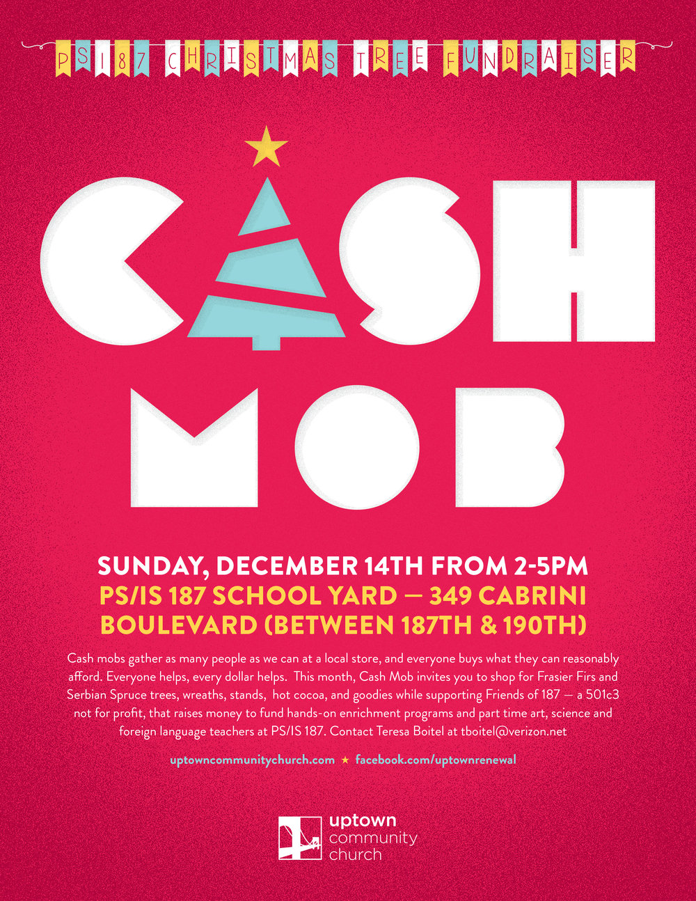 2014_Uptown_CashMob_ChristmasTreeSale.jpg