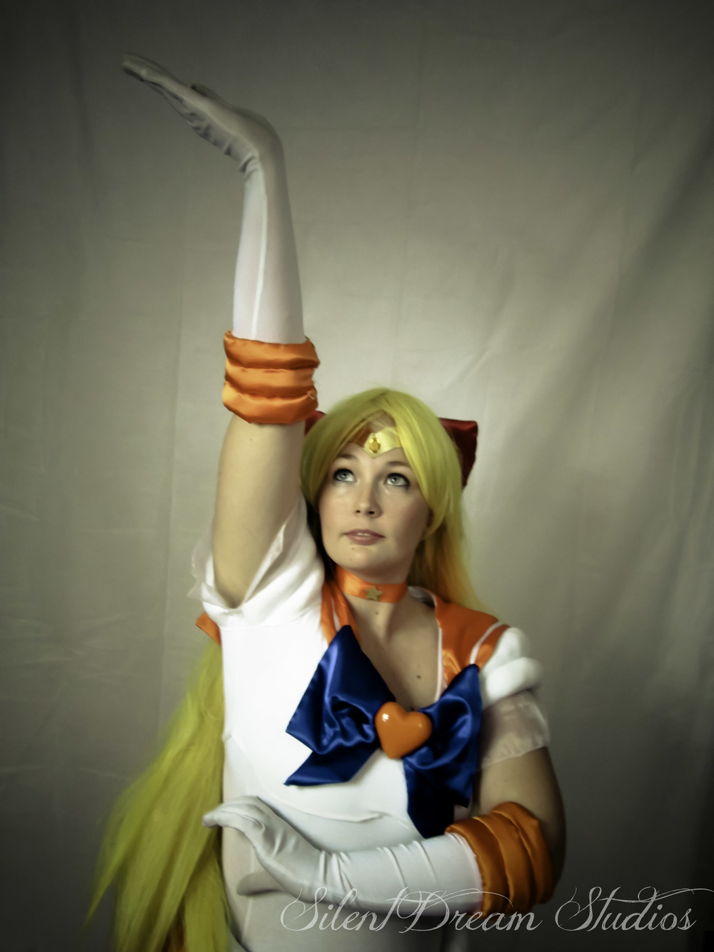 Sugar High as Sailor Venus